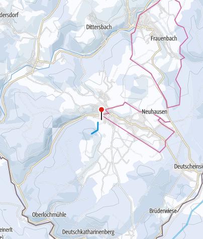 Karte / Seiffen