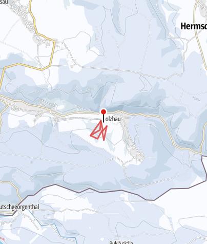 Karte / Holzhau