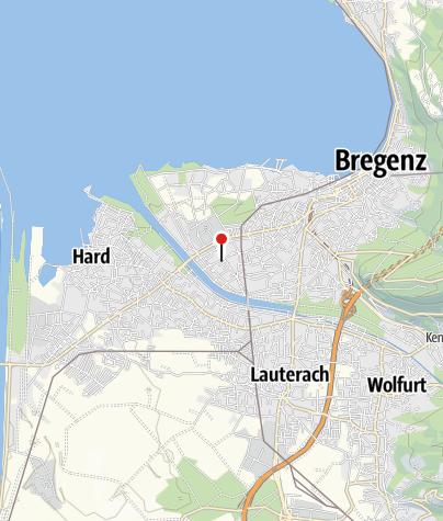 Kaart / Bregenz, Katholische Pfarrkirche Heiliger Gebhard