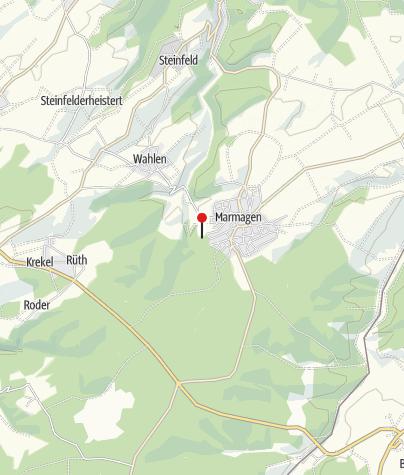 Karte / Schutzhütte mit Panoramablick