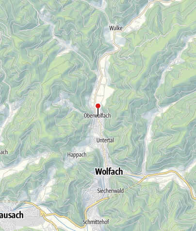 Karte / Wolftal-Café
