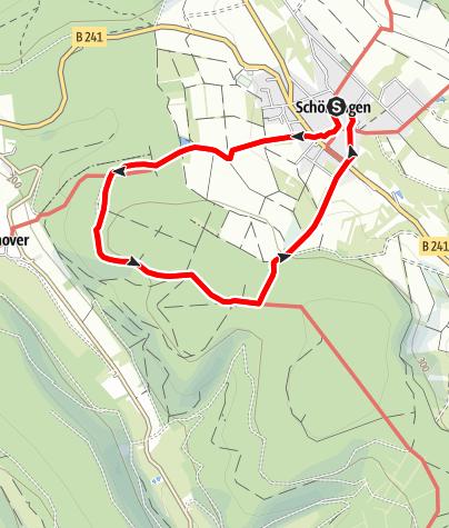 Karte / Schönhagen 3