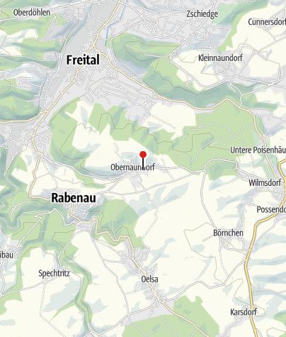Karte / Gasthof Obernaundorf
