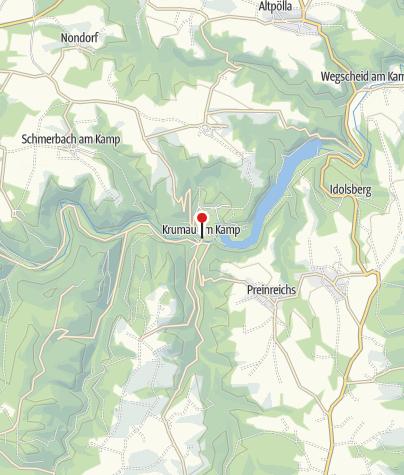 Mapa / Gasthof Zum braunen Hirschen