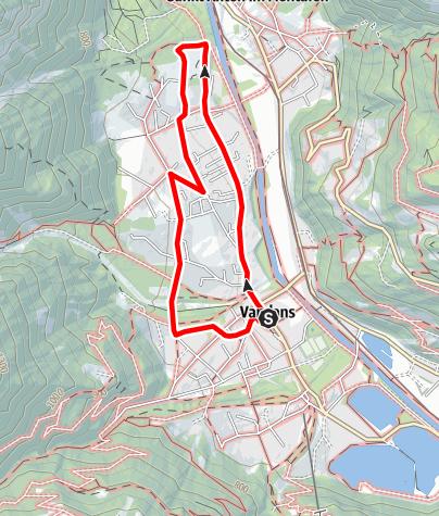 Map / Venser Messweg