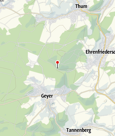 Karte / Garisch-Stolln