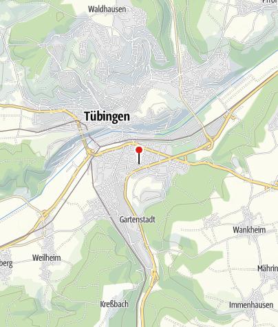 Map / Vorstadttheater und Puppenbühne Tübingen