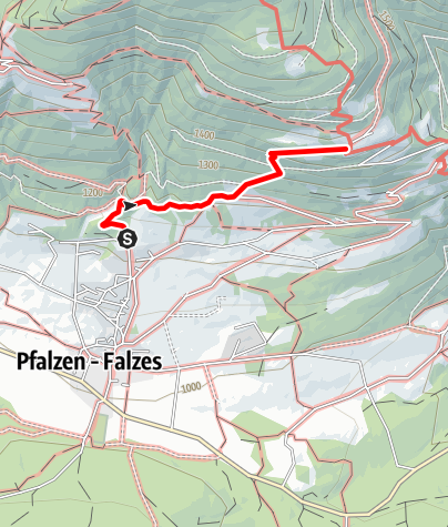Mappa / Al Kofler am Kofl