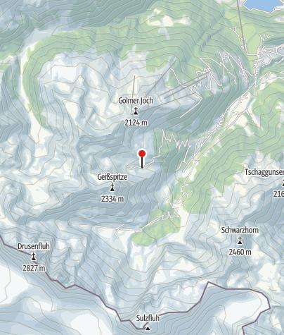 Karte / Latschätzalpe