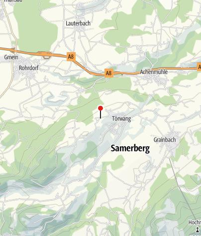 Karte / Gasthaus SchinkenSepp