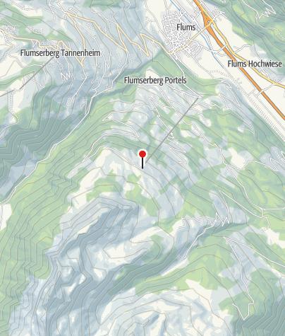 Karte / E-Bike-Ladestation Berghotel Schönhalden