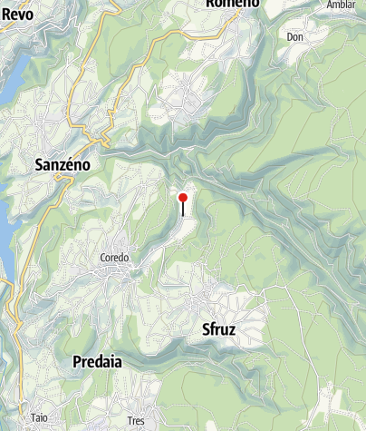 Map / Ristorante Due Laghi