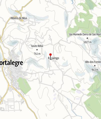 Map / Bike Station Reguengo