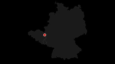 Karte / Vennbahn