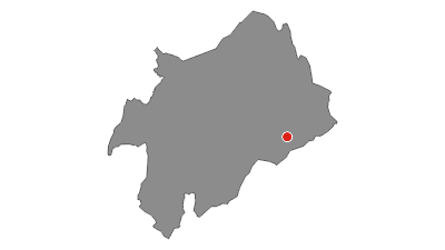 Map / Trekking at Monte Rujoch