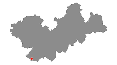 Karte / Talsperren-Loipe Carlsfeld