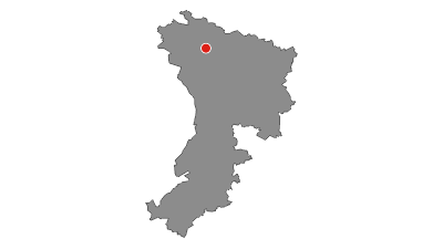 Kaart / Dünen, Deich und Kiesgeschichten: Rundwanderweg Kalkar-Wissel