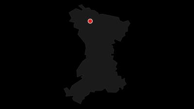 Map / Dünen, Deich und Kiesgeschichten: Rundwanderweg Kalkar-Wissel