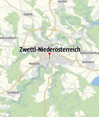 Mapa / Café Süd