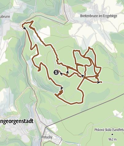 Map / TrailCenter® Rabenberg - Black Raven