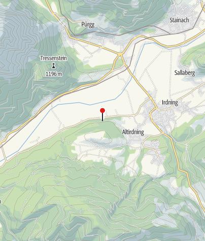 Karte / Heiligenbrunn