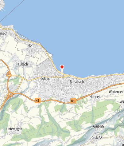 Karte / Seecafé Arion