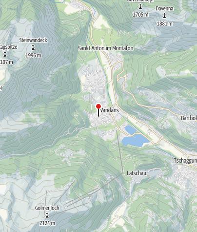 Karte / benedikta montafon
