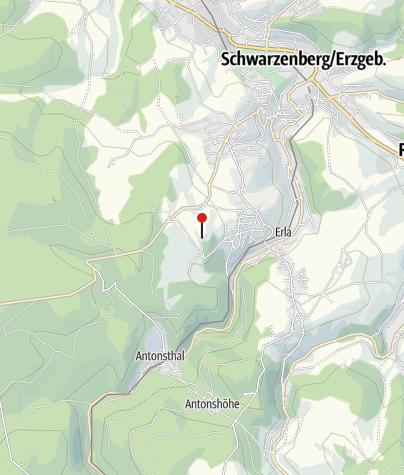 Karte / Sonnenhotel Hoher Hahn