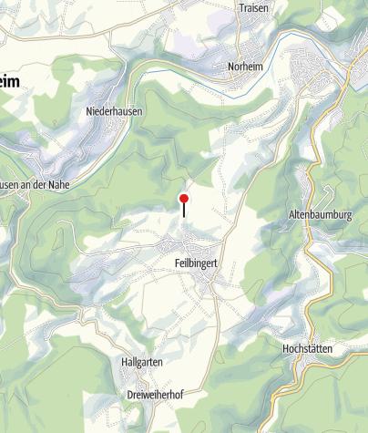 Map / Landhotel - Waldgasthof Lembergblick