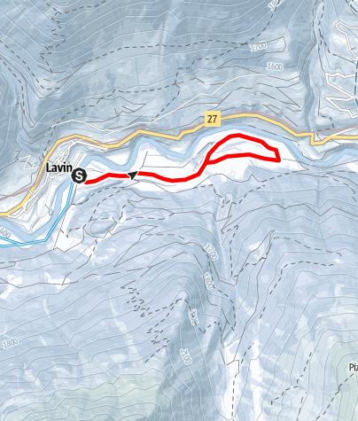 Karte / Lavin – Giarsun