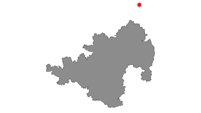 Karte / Donau-Bodensee-Radweg