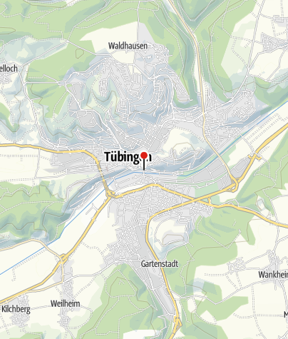 Map / Tübinger Bierseminar