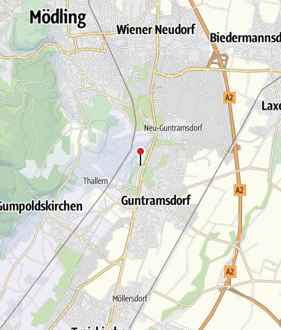 Map / Südufer Restaurant Bar