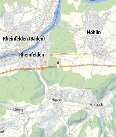Karte / Rheinfelder Sterneiche 5