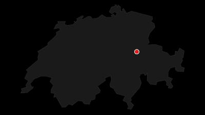 Map / Wanderpokal Glarnerland, Tour 3: Martinsmadhütte SAC