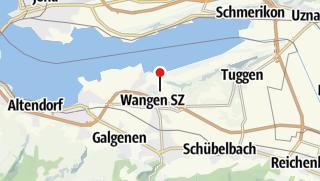 Karte / Restaurant Golfpark Zürichsee