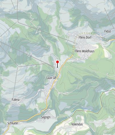 Map / Öffentliche Toilette Laax Murschetg