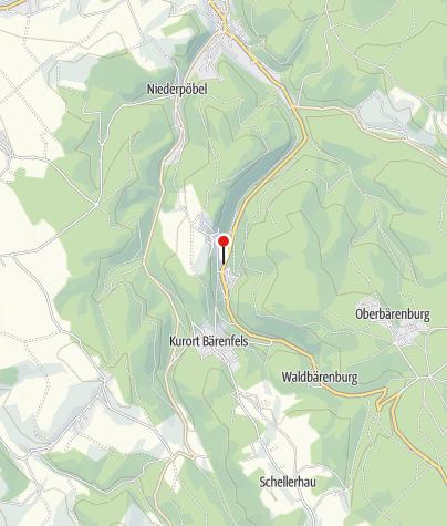Karte / Café und Konditorei Stanzel