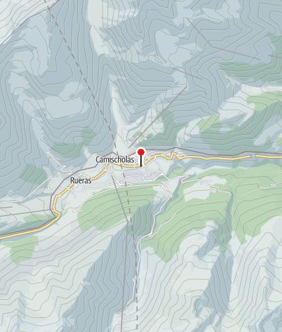 Map / Tourist Office Sedrun
