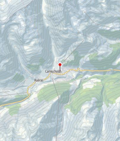 Karte / Bahnhofbuffet Sedrun