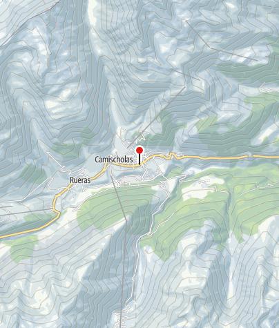 Map / Restaurant Krüzli