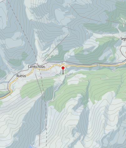 Map / Feuerstelle Clis-Surrein