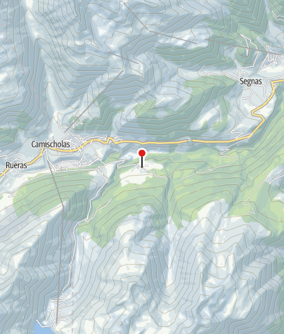 Map / Parking Sedrun (Cavorgia)
