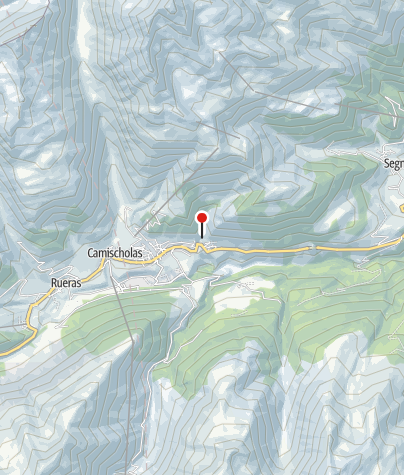 Map / Eisenbahn- Viadukt Val Bugnei