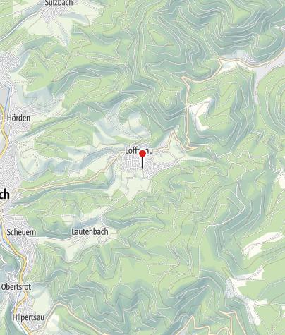 Karte / Reit- und Fahrverein Loffenau