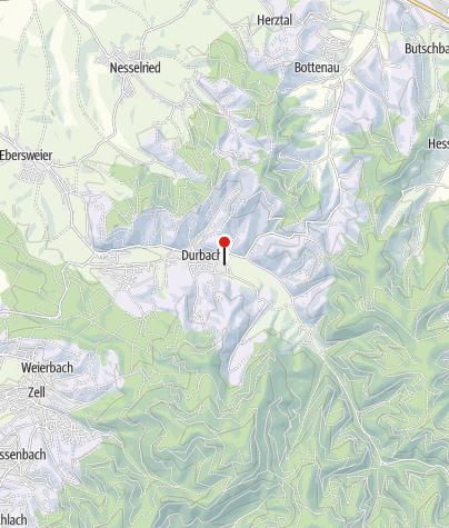 Karte / Durbacher Winzergenossenschaft