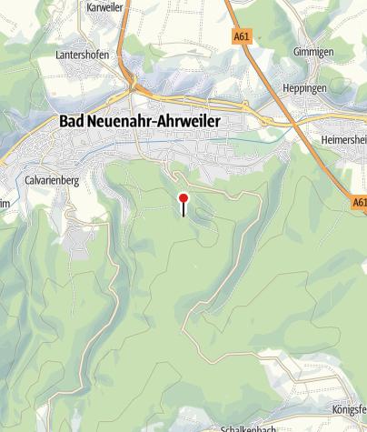 Karte / Waldkletterpark
