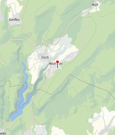 Karte / Gasthaus Köhlerhütte