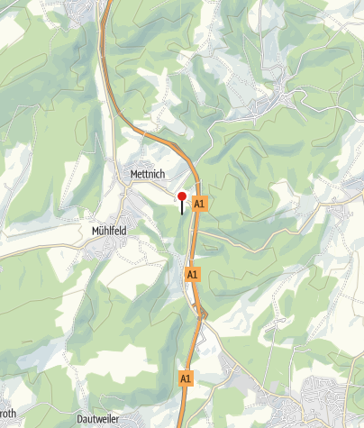 Map / Rast Abesberg