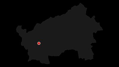 Map / Valsugana&Lagorai - Delle Pozze Tour 2352
